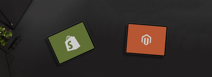 Shopify Vs Magento Part 2: </br>Features Comparison